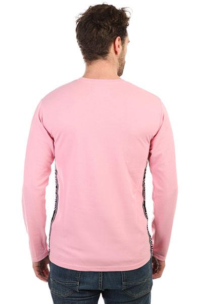 Лонгслив Anteater Longsleeve Logo Pink