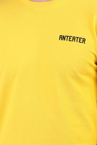 Лонгслив Anteater Longsleeve Logo Yellow