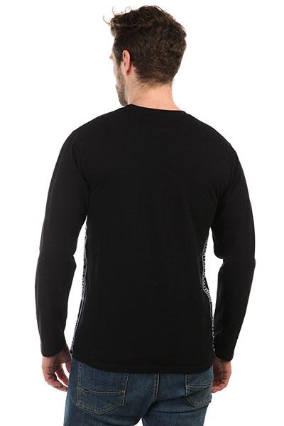 Лонгслив Anteater Longsleeve Logo Black