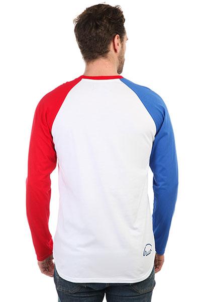 Лонгслив Anteater x Pepsi Lonsleeve Logo Brand Colours