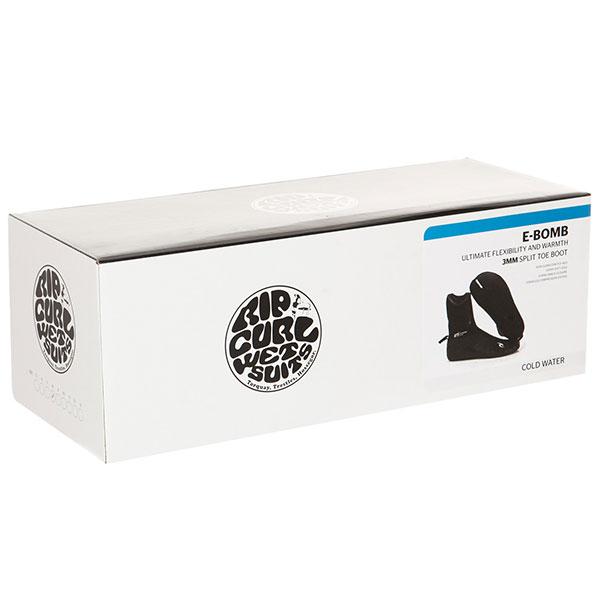 Гидроботинки Rip Curl Bomb 3mm Black