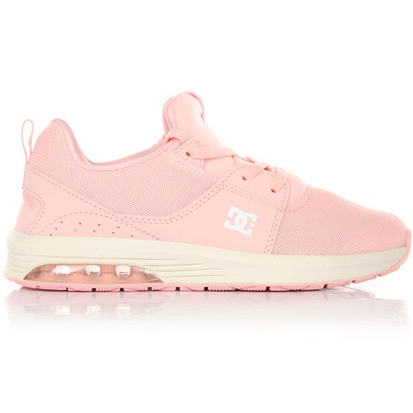 Кроссовки женские DC Heathrow Ia Light Pink