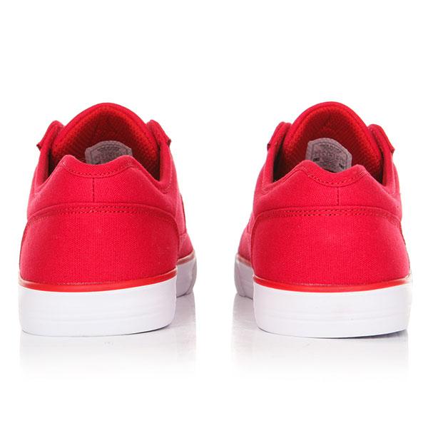 Кеды низкие детские DC Tonik Tx Red