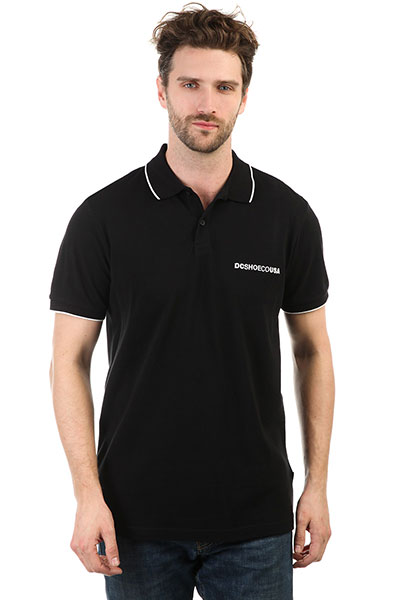 Поло DC Lakebay Polo Black