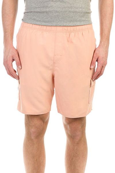 Шорты пляжные Quiksilver Balancevolley Dusty Coral