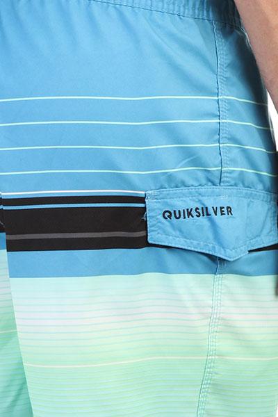 Шорты пляжные Quiksilver Swellvisionvl17 Bonnie Blue