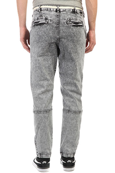 Штаны прямые Skills C&j Pants Grey