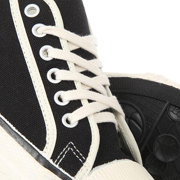 Кеды низкие Два Мяча 1971-06 Черный с белым