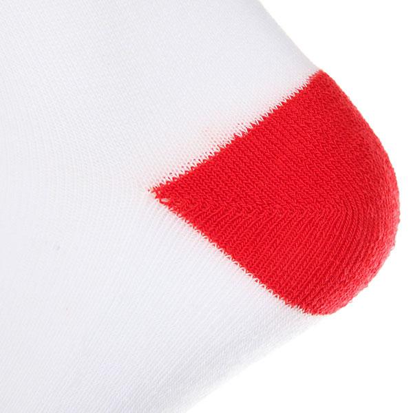 Носки средние Запорожец Добро Белые/Красные