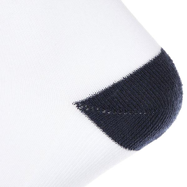 Носки средние Запорожец Х Советские Спорт Белые/Темно-синие