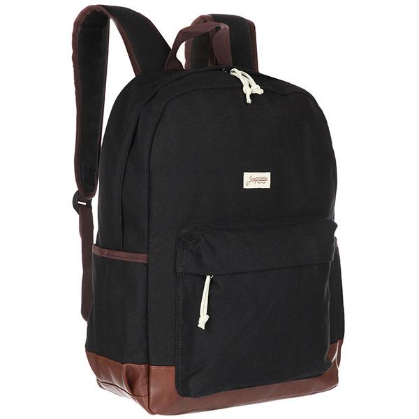 Рюкзак городской Запорожец Daypack Classic Black/Brown