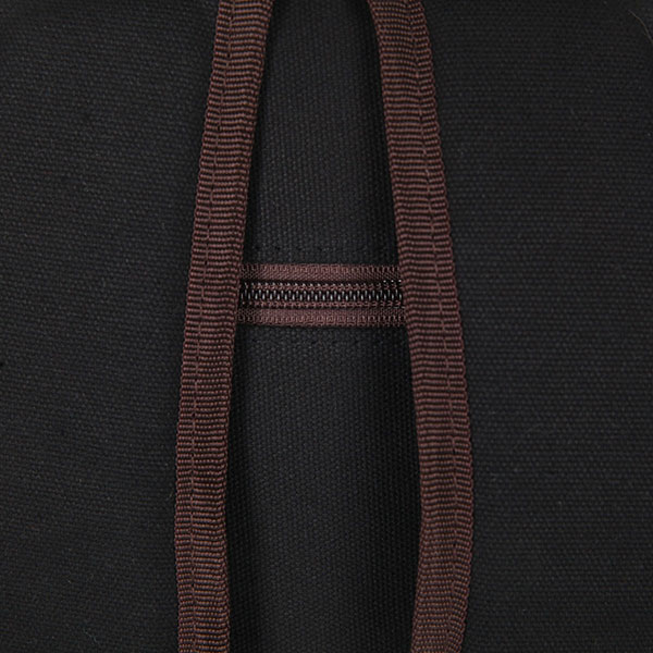 Рюкзак городской Запорожец Small Daypack Black/Brown