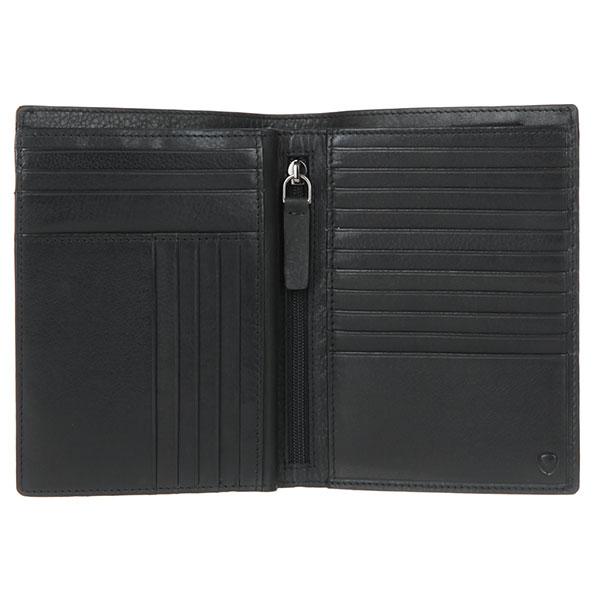 Кошелек Strellson Bags Carter Wallet Lv19 Черные