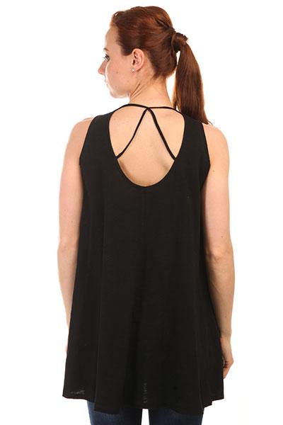 Платье женское Billabong Essential Dress Black