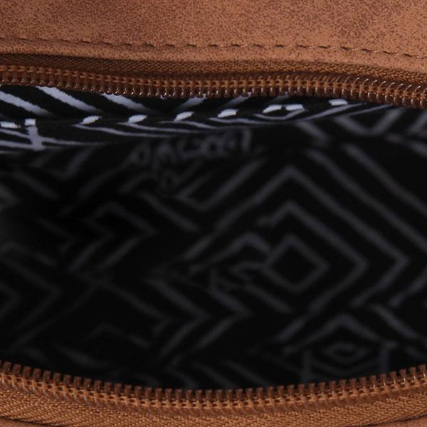 Сумка для документов женская Rip Curl Ballina Round Bag Tan