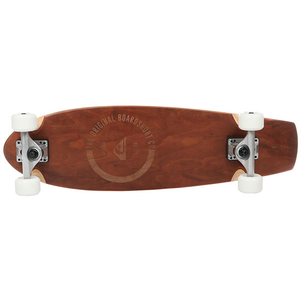 Скейт круизер Quiksilver New Woody Stoat 8.5 x 29 (74 см)