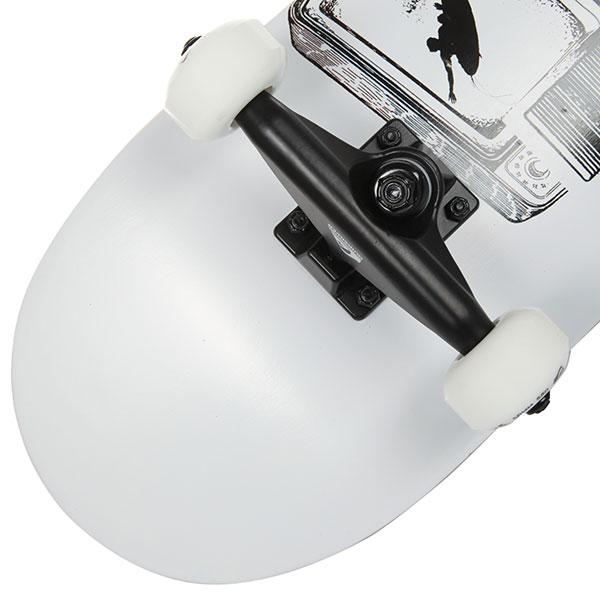 Скейтборд в сборе Quiksilver Mixed Tape White 30.5 x 7.8 (20 см)