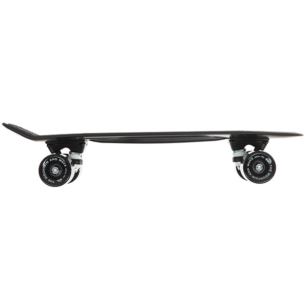 Скейт мини круизер Quiksilver Berlin Black 6 x 22.5 (57 см)