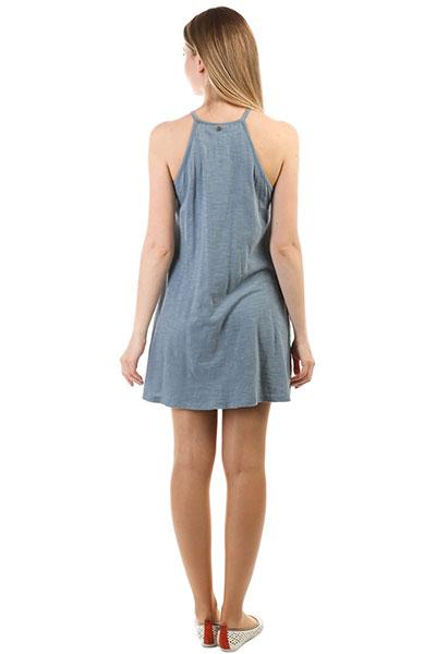 Платье женское Roxy Enchantedisland Blue Shadow