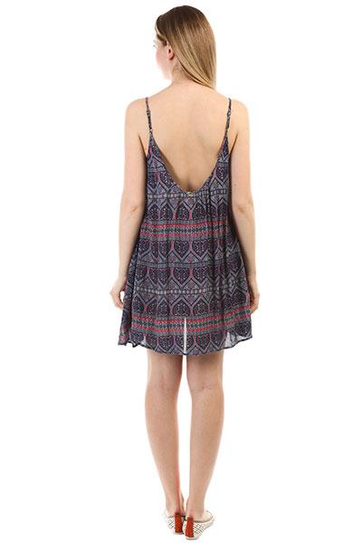 Платье женское Roxy Softylove Dress China Blue New Maide