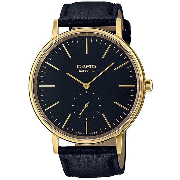 Кварцевые часы Casio Collection ltp-e148gl-1a Black