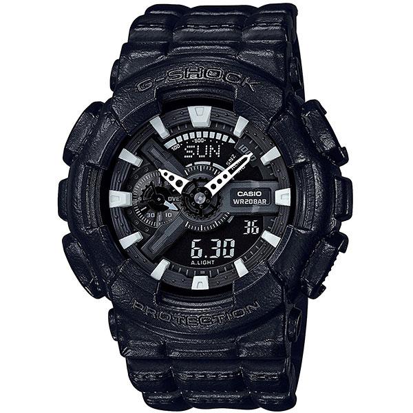 Кварцевые часы Casio G-Shock ga-110bt-1a Black