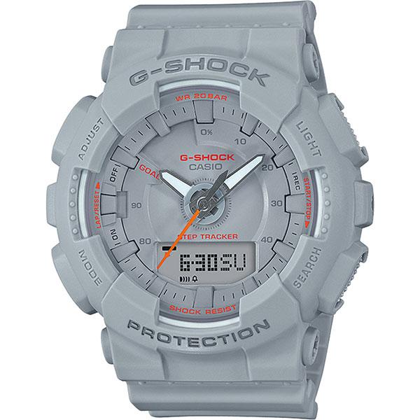 Кварцевые часы Casio G-Shock gma-s130vc-8a Grey
