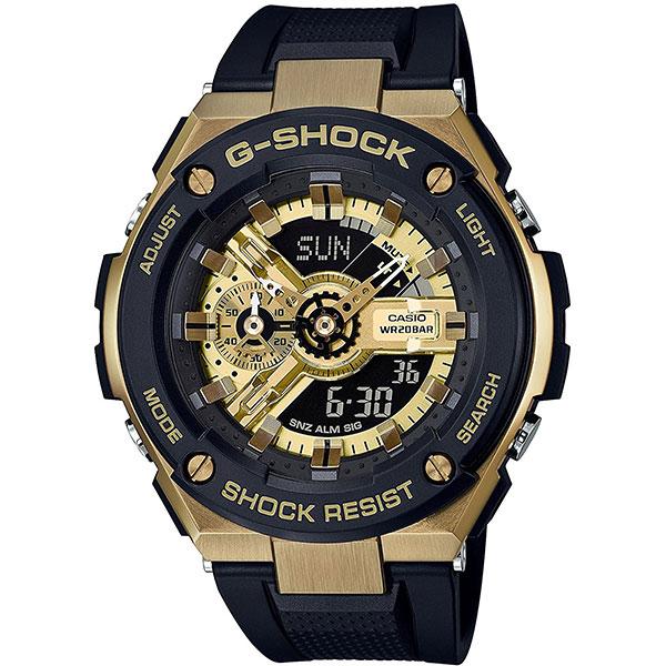 Кварцевые часы Casio G-Shock gst-400g-1a9 Black