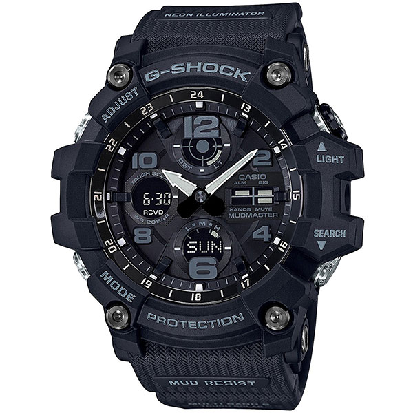 Кварцевые часы Casio G-Shock Premium gwg-100-1a Black
