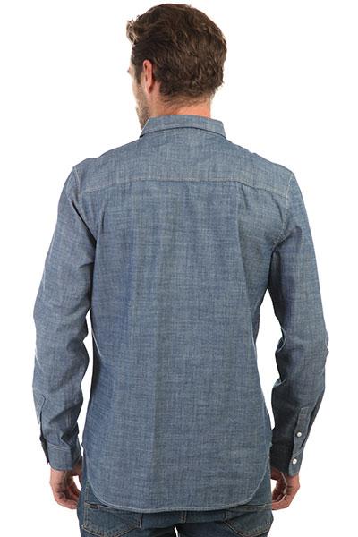 Рубашка DC SHOES с длинным рукавом Henlow