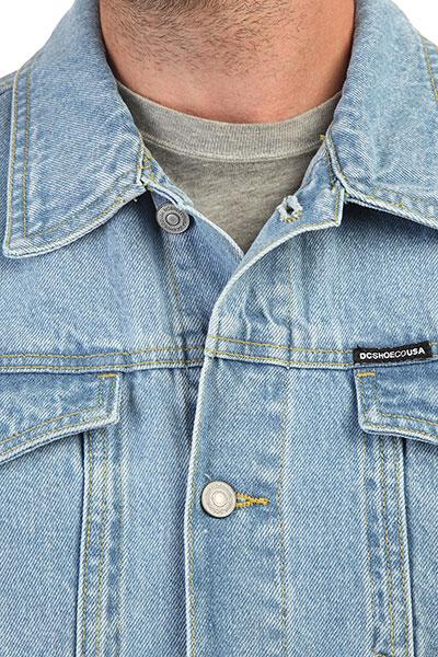 Куртка джинсовая DC Kinshaw Vintage Bleach