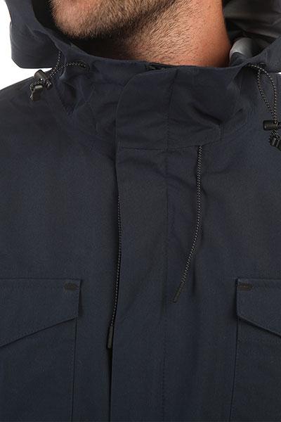 Куртка Quiksilver Arnet Wind Blue Nights