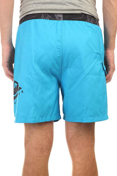 Шорты пляжные Quiksilver Lava Logo Bonnie Blue