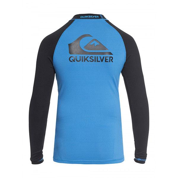 Гидрофутболка детская Quiksilver On Tour Boys Brilliant Blue Blac