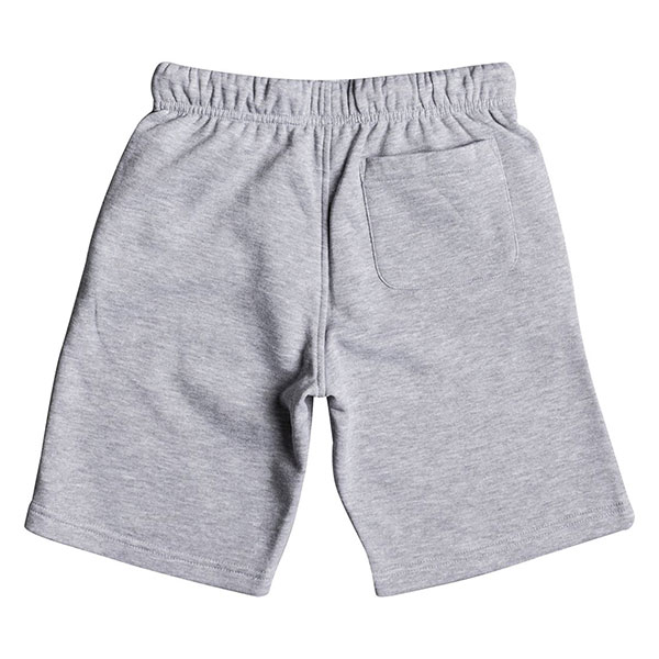 Шорты детские DC Rebel Short Boy Grey Heather