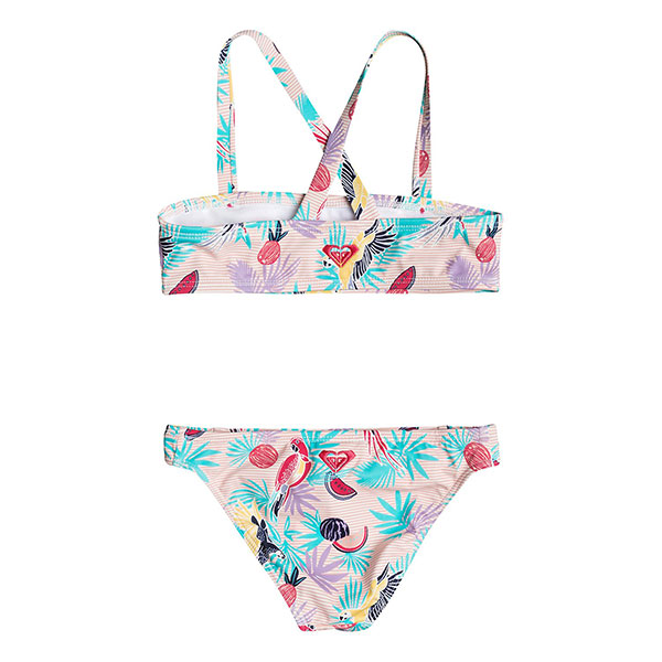 Купальник детский Roxy Vi Tr Bd St Tropical Peach Parro