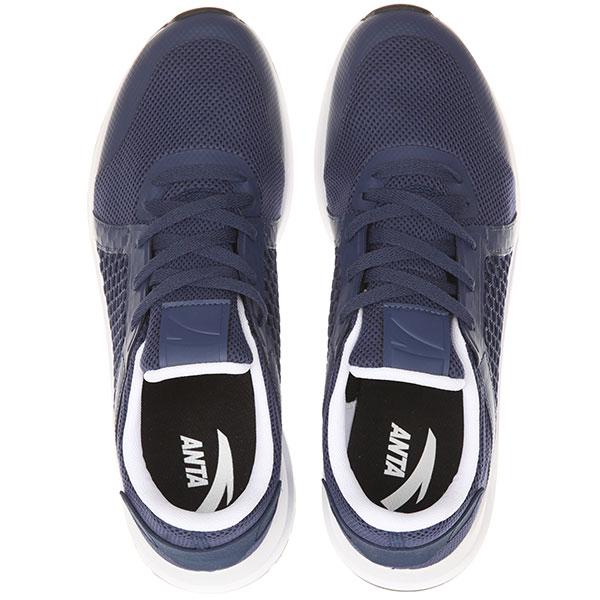 Кроссовки ANTA 81828801-3 D. Blue/White