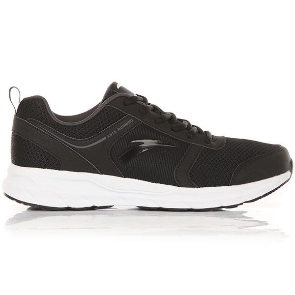 Кроссовки ANTA 81825578-1 Black/Charcoal Gray/White