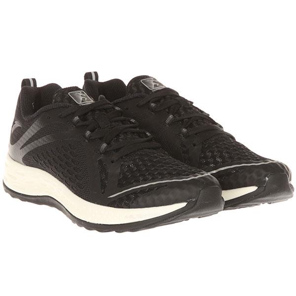 Кроссовки женские ANTA 82825566-4 Black/Silver