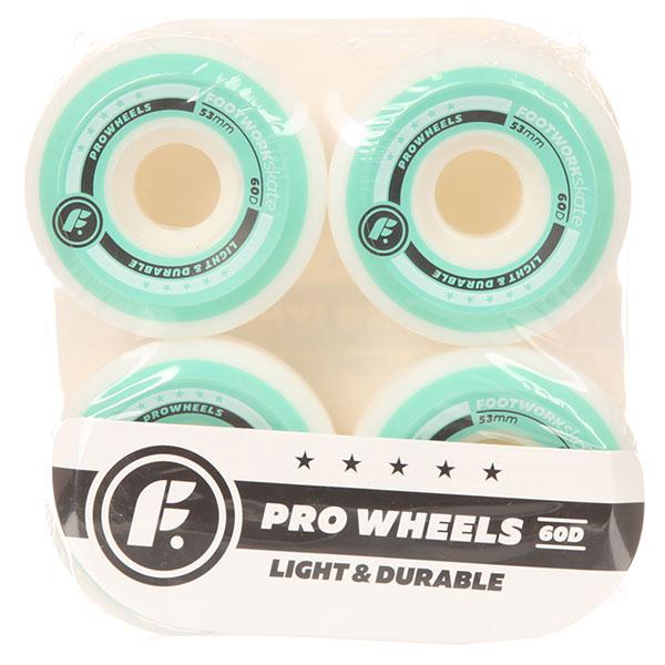 Колеса для скейтборда Footwork Lx Pro Mint 60D 53 mm