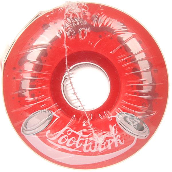 Колеса для скейтборда Footwork Red Can Red 101A
