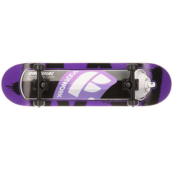 Скейтборд в сборе Footwork 18 Spray 31.5 x 8 (20.3 см)