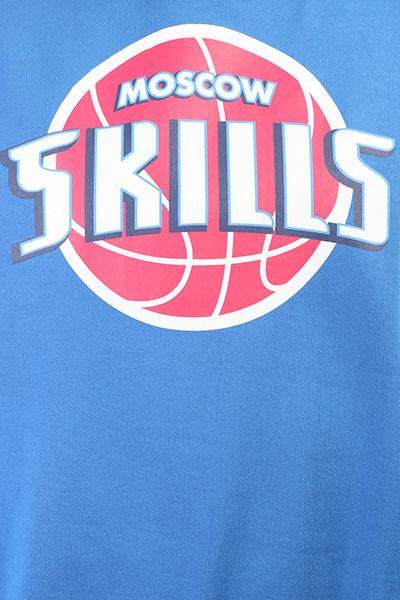 Свитшот Skills Detroit Strong Blue