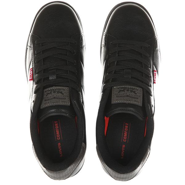 Ботинки низкие Levis Declan Millstone Brilliant Black