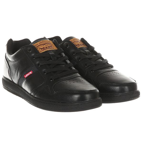 Ботинки низкие Levis Lennox Milestone Perf Brilliant Black