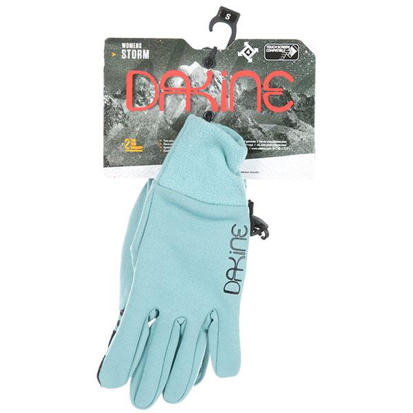Перчатки женские Dakine Storm Mnb Mineral Blue
