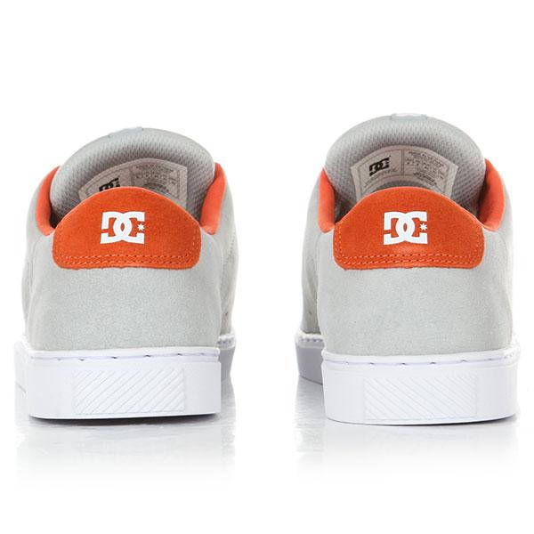Кроссовки DC Reprieve SE Grey/Orange