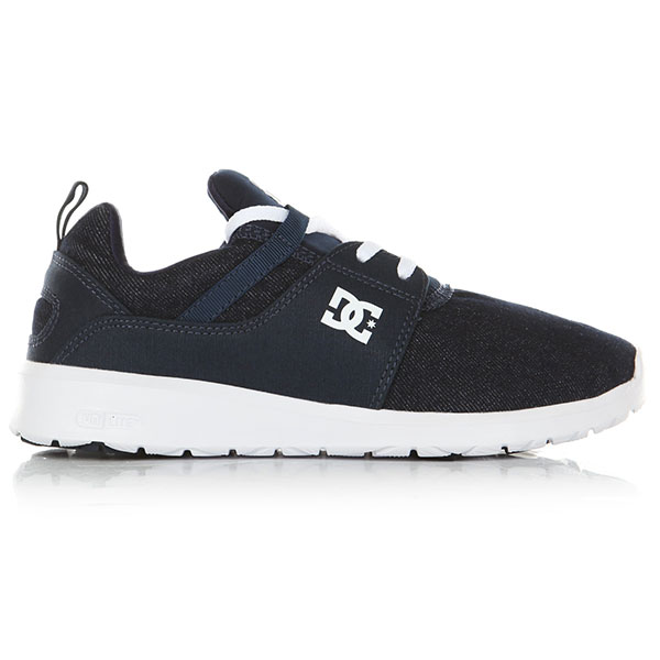 Кеды DC Heathrow TX SE Navy