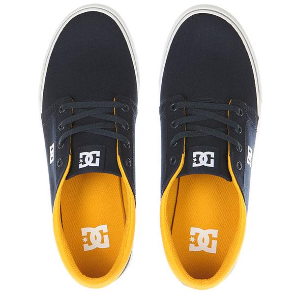 Кеды DC Trase TX Navy/Yellow