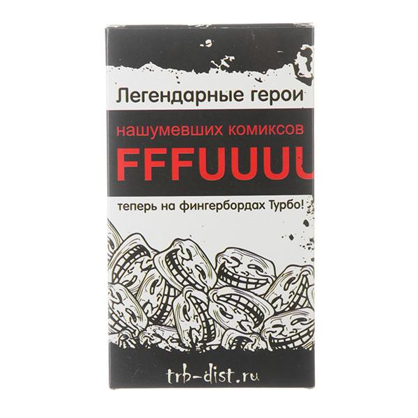 Фингерборд Turbo-FB Продвинутый Комплект Fffuuu Troll Face